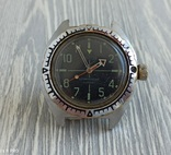 Часы. Восток / Амфибия / светомаса - на ходу, фото №2