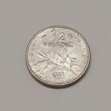 Франція ½ франка, 1973