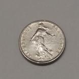 Франція ½ франка, 1973 фото 2