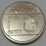 Аруба 1 флорин, 2013 фото 2