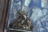 Старинная икона под стеклом (32х36 см), фото №9