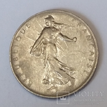 Франція 1 франк, 1967