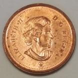 Канада 1 цент, 2010 фото 2