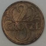 Польща 2 гроша, 1936 2 гроша, 1936