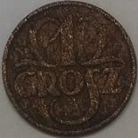 Польща 1 грош, 1930