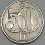 Чехословаччина 50 гелерів, 1978