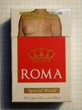 Сигареты ROMA фото 1