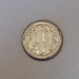 Польща 10 грошей, 1992