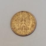 Польща 1 грош, 2012 фото 2
