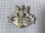 Кокарда G, фото №2