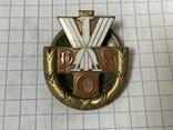 Polska, II RP, Państwowa Odznaka Sportowa, Nagalski, фото №2