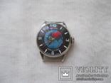 Часы Молния с центральной секундной стрелкой, фото №2
