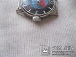 Часы Молния с центральной секундной стрелкой, фото №3