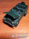 Модель пластмасова УАЗ 469 м. Виготовлена в СРСР. Продається без коробки., фото №4