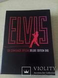 Альбом  ELVIS DVD-3 диска, буклет., фото №2