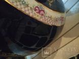 Ваза большая Роскошная фарфор шпиатр 81 см, фото №4