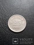 Норвегия 25 оре 1957, фото №2