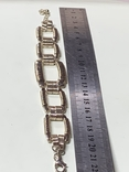 Винтажный золотистый браслет с Англии, фото №8