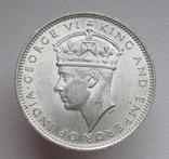 Британская Малайя 20 центов 1939 г.,, фото №8