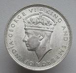 Британская Малайя 20 центов 1939 г.,, фото №10
