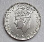 Британская Малайя 20 центов 1939 г.,, фото №11