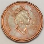 Канада 1 цент, 1995 фото 2