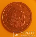 Іспанія 5 євроцентів, 1999