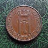 2  эре  1950  Норвегия   (6.2.33), фото №4