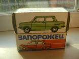 Машинки ЗАЗ, фото №2