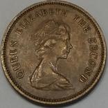 Гонконг 50 центів, 1977