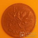 Канада 1 цент, 1976