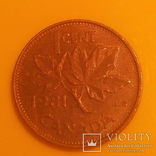Канада 1 цент, 1981
