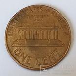 США 1 цент, 1964 фото 2