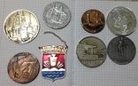 Настольные медали, фото №2