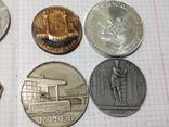 Настольные медали, фото №3