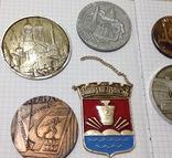 Настольные медали, фото №4