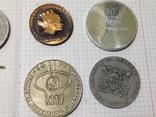 Настольные медали, фото №6
