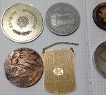 Настольные медали, фото №7