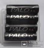 Аккумуляторы PALO тип AA, Ni-Mh 3000mAh (4шт)