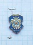 Накладка на рыцарский орден, фото №3
