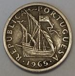 Португалія 2.5 ескудо, 1965