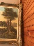 Подписная картина маслом, фото №7