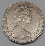 Австралія 50 центів, 1982 XII Ігри Співдружності фото 2