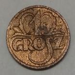 Польща 1 грош, 1936