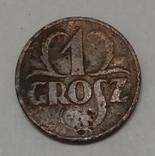 Польща 1 грош, 1935 фото 1