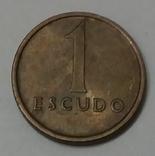 Португалія 1 ескудо, 1981