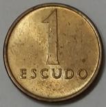 Португалія 1 ескудо, 1982