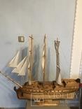 Трехмачтовый парусник, корабль, фото №2