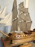Трехмачтовый парусник, корабль, фото №3