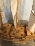 Трехмачтовый парусник, корабль, фото №6